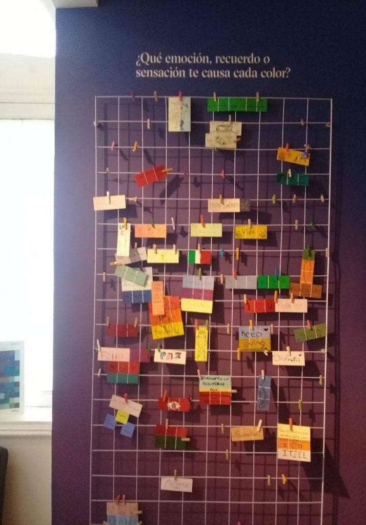 exposición museo modo