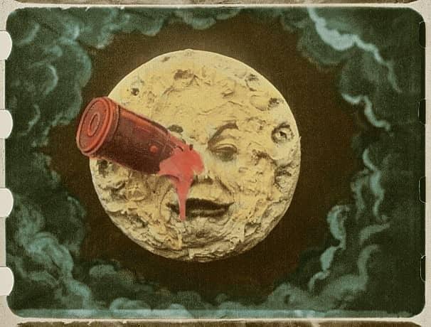 el viaje a la luna film