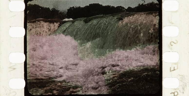 film rio agua color
