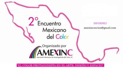 Segundo Encuentro Mexicano del Color