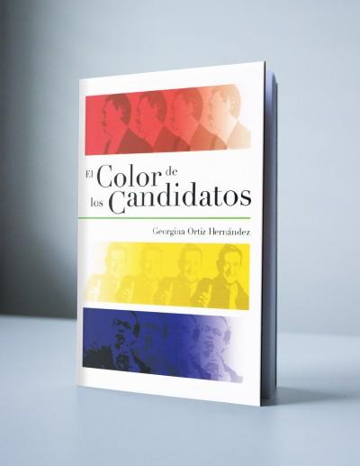 El color de los candidatos