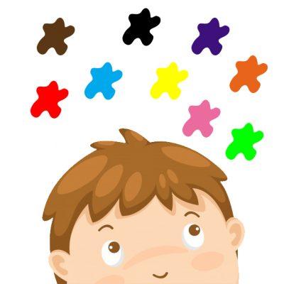 Los Significados de los Colores en Dos Diferentes Etapas Infantiles