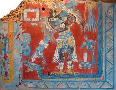 Azul Maya el color que ha sobrevivido al tiempo